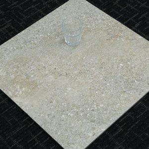 Andes Grey Lappato size 600 x 600 Porcelain tiles.